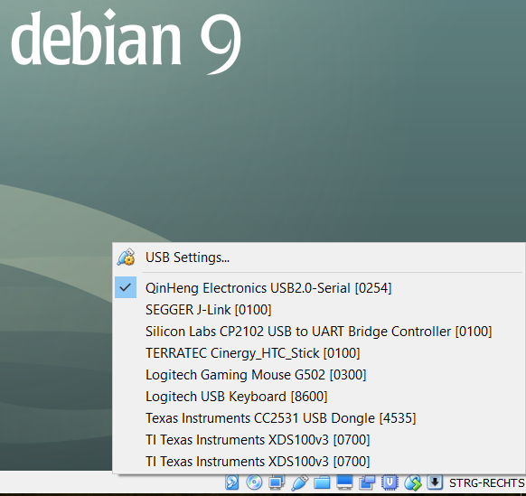 Setting up a 6LowPAN Border Router (6lbr) using a VM and